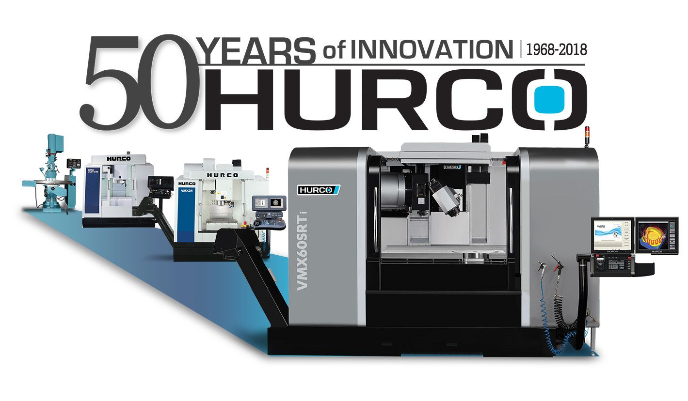 HURCO - Image video  -